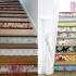 Decoração das escadas da casa, ideias e modelos