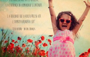 Mensagem com imagem para Facebook dia das crianças 2015
