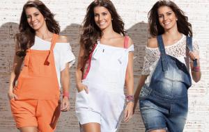 Tendências de moda 2017 para grávidas