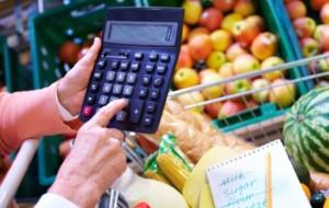 Como fazer compras em tempos de crise