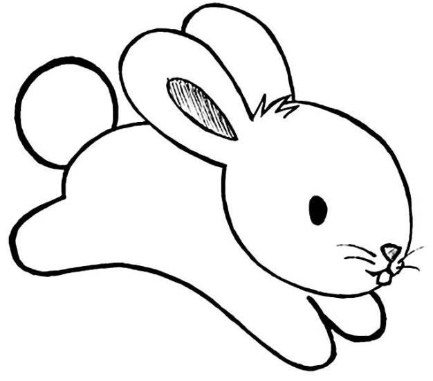 777 desenhos e figuras de coelhinho da páscoa para colorir 25 Desenhos e Figuras de Coelhinho da Páscoa para Colorir