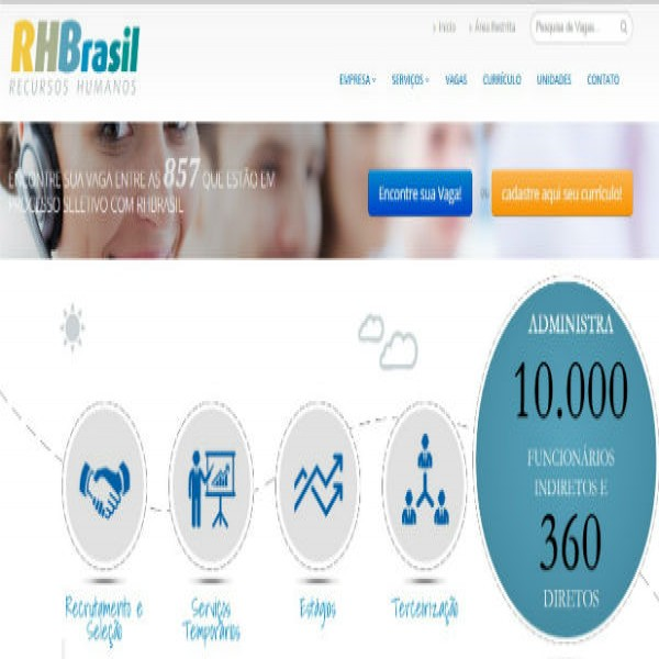 78347 rh brasil vagas de emprego site 600x600 RH Brasil Joinville SC   Vagas de Empregos