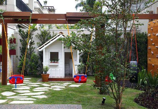 Como Montar Playground em Casa - Dicas