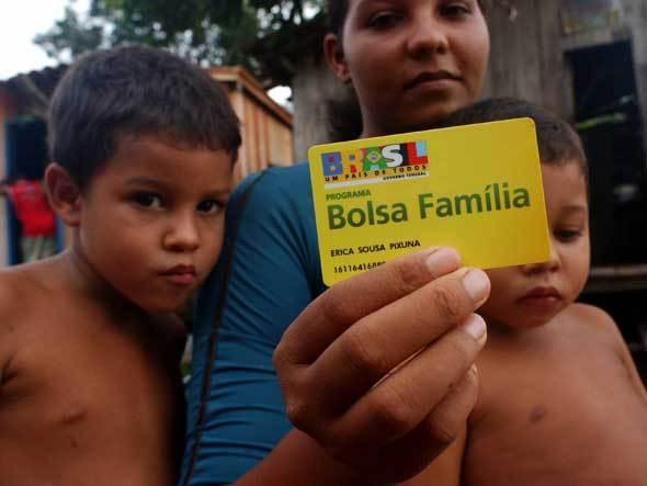 Mottakere av Bolsa Família