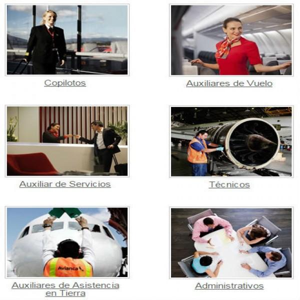 86001 empregos avianca 600x600 Trabalhe Conosco Avianca, Enviar Currículo