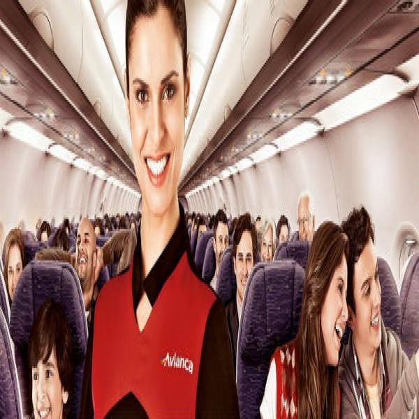 86001 funcionario avianca 600x600 Trabalhe Conosco Avianca, Enviar Currículo