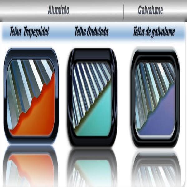 86167 material telha aluminio 600x600 Telhas de alumínio – Preços   Onde comprar