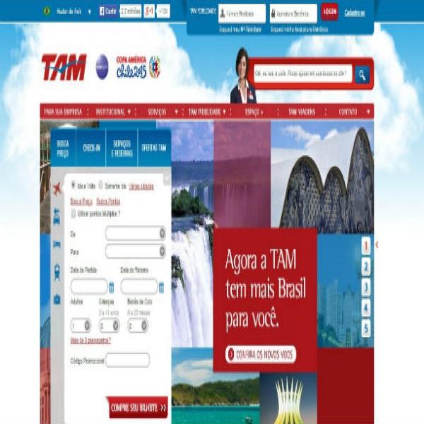 86842 TAM linhas aéreas 600x600 RH TAM   Vagas de Emprego, Envio de Currículo