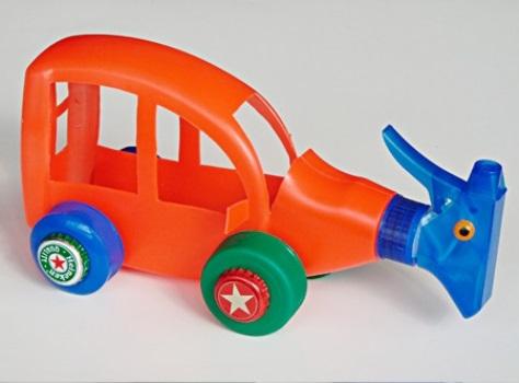 87579 Brinquedos Recicláveis Como Fazer 6 Brinquedos Recicláveis   Como Fazer