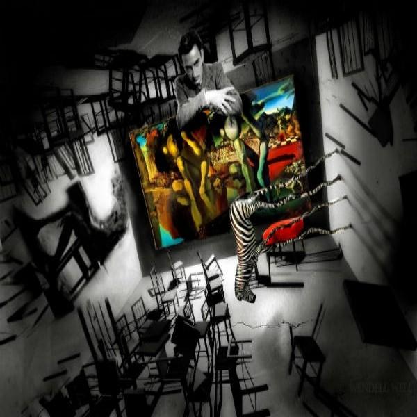 87961 artes plasticas salvador dali surrealismo 600x600 Curso Gratuito A Distância De Artes Plásticas