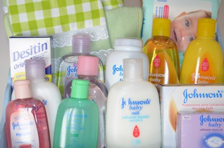 89725 Produtos Johnson Baby Hora do banho 01 Produtos Johnson Baby