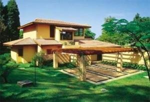 90045 Rancho 1 300x204 Plantas de Casas Para Rancho