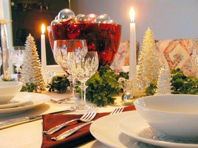9157 Ceia de natal4 Como decorar a Mesa para a Ceia de Natal 2008?