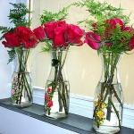 91836 arranjo de flores 14 150x150 Arranjos de flores para decorar a casa