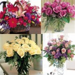 91836 arranjo de flores 15 150x150 Arranjos de flores para decorar a casa