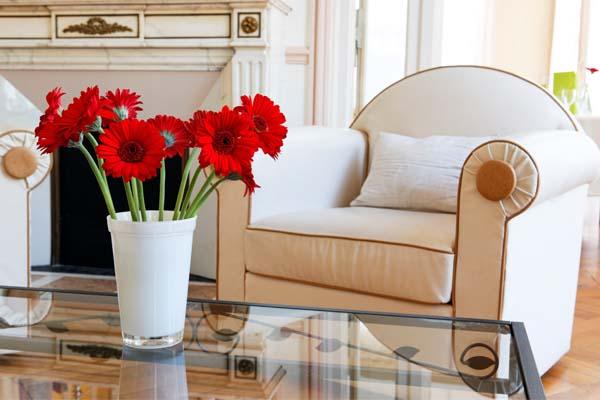 91836 arranjo de flores 8 Arranjos de flores para decorar a casa
