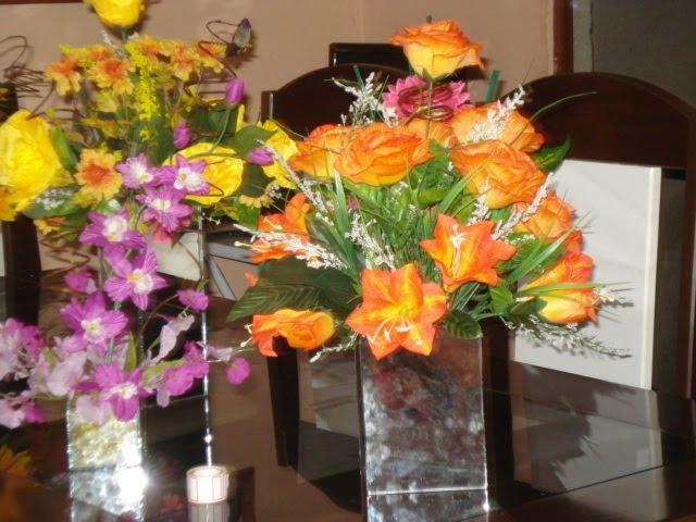 91836 arranjos de flores 11 Arranjos de flores para decorar a casa
