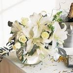 91836 arranjos de flores 4 150x150 Arranjos de flores para decorar a casa