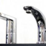 92117 torneira com sensor cromada 150x150 Torneiras para Banheiro Com Sensor Preços, Onde Comprar