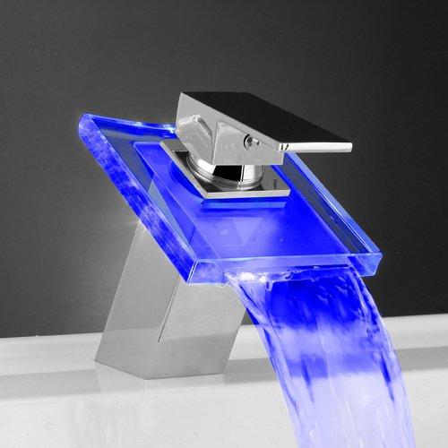 Torneiras para banheiro com sensor pre os onde comprar for Grifos con luz