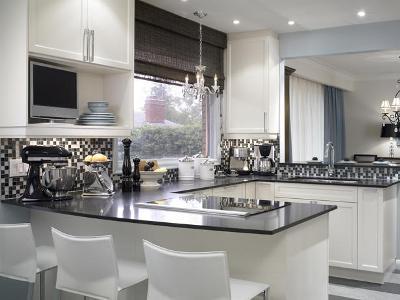 Pastilhas de vidro para cozinhas for Decoration de cuisine 2012