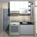 93405 fogão para cozinha planejada 5 150x150 Fogão para Cozinha Planejada Modelos, Fotos