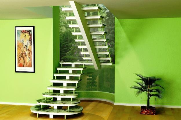 93752 escada pre moldada 01 Escadas Pré Moldadas Fotos, Modelos, Onde Comprar