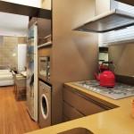 94182 eletrodomesticos embutidos 7 150x150 Cozinha Com Eletrodomésticos Embutidos Fotos