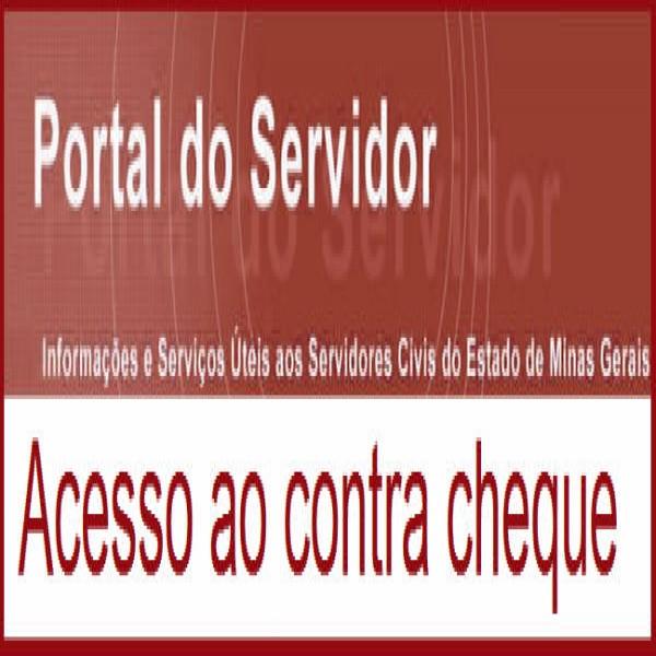 95375 acesso ao contracheque portal do servidor 600x600 Contra Cheque MG Portal do Servidor