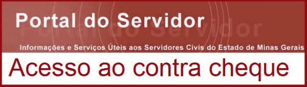 acesso ao contracheque portal do servidor