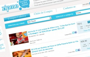 www.zipme.com.br Compra Coletiva