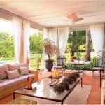 98409 cada ambiente exige um tipo de decoração 150x150 Idéias para varanda de casas