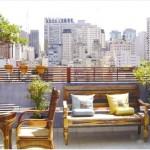 98409 varanda com jardim 150x150 Idéias para varanda de casas