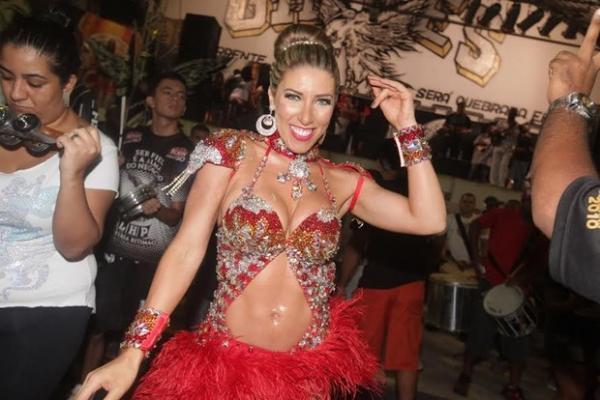 Rainhas de Bateria do Carnaval 2015
