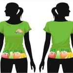 Aplicação Camiseta Feminina 150x150 Uniformes Profissionais Femininos