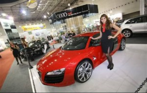 Comercialização: Audi R8 5.2 FSI V10 Quattro no Brasil
