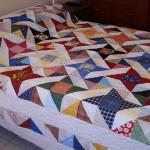 Colcha Patchwork Modelos Como Fazer 2 150x150 Colcha Patchwork, Modelos, Como Fazer