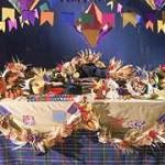 Decoração de Mesa Festa Junina 8 150x150 Decoração de Mesa Festa Junina