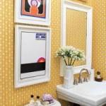 Decoração para banheiros simples 150x150 Decoração para Banheiros Simples