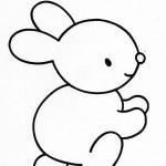 Desenhos e Figuras de Coelhinho da Páscoa para Colorir 2 150x150 Desenhos e Figuras de Coelhinho da Páscoa para Colorir