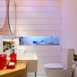 Dicas de Decoração Espaços Pequenos 7 150x150 Decoração para Banheiros Simples