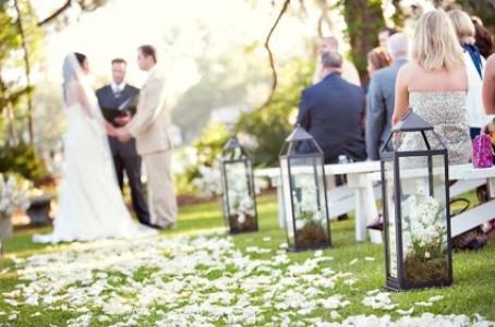 Dicas de decoração para casamento no campo 6 Dicas De Decoração Para Casamento No Campo