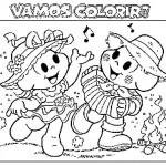 Festa Junina atividades para colorir 26 150x150 Figuras de São João para colorir