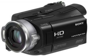 Filmadoras Sony em Promoção