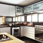 Fogão para Cozinha Planejada modelos fotos 150x150 Fogão para Cozinha Planejada Modelos, Fotos