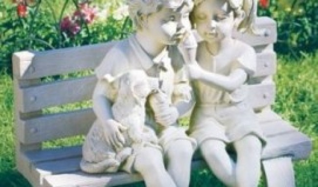 imagens de enfeites para jardim: para Jardim5 150×150 Fotos de Esculturas e Enfeites para Jardim