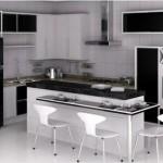 Italinea Cozinhas Planejadas 150x150 Móveis Modulados Para Cozinha