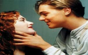 Leonardo DiCaprio Revelou que Beijar Wenslet o Deixou Tenso