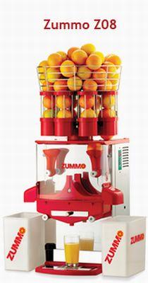 Maquina Extratora de Suco de Laranja Zummo3 Maquina Extratora de Suco de Laranja Zummo