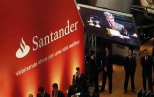 Santander IPO